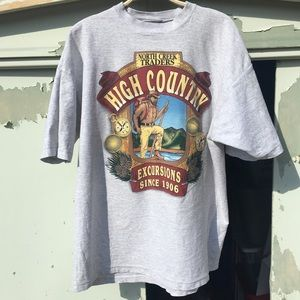Vintage North Creek Traders Shirt High Country